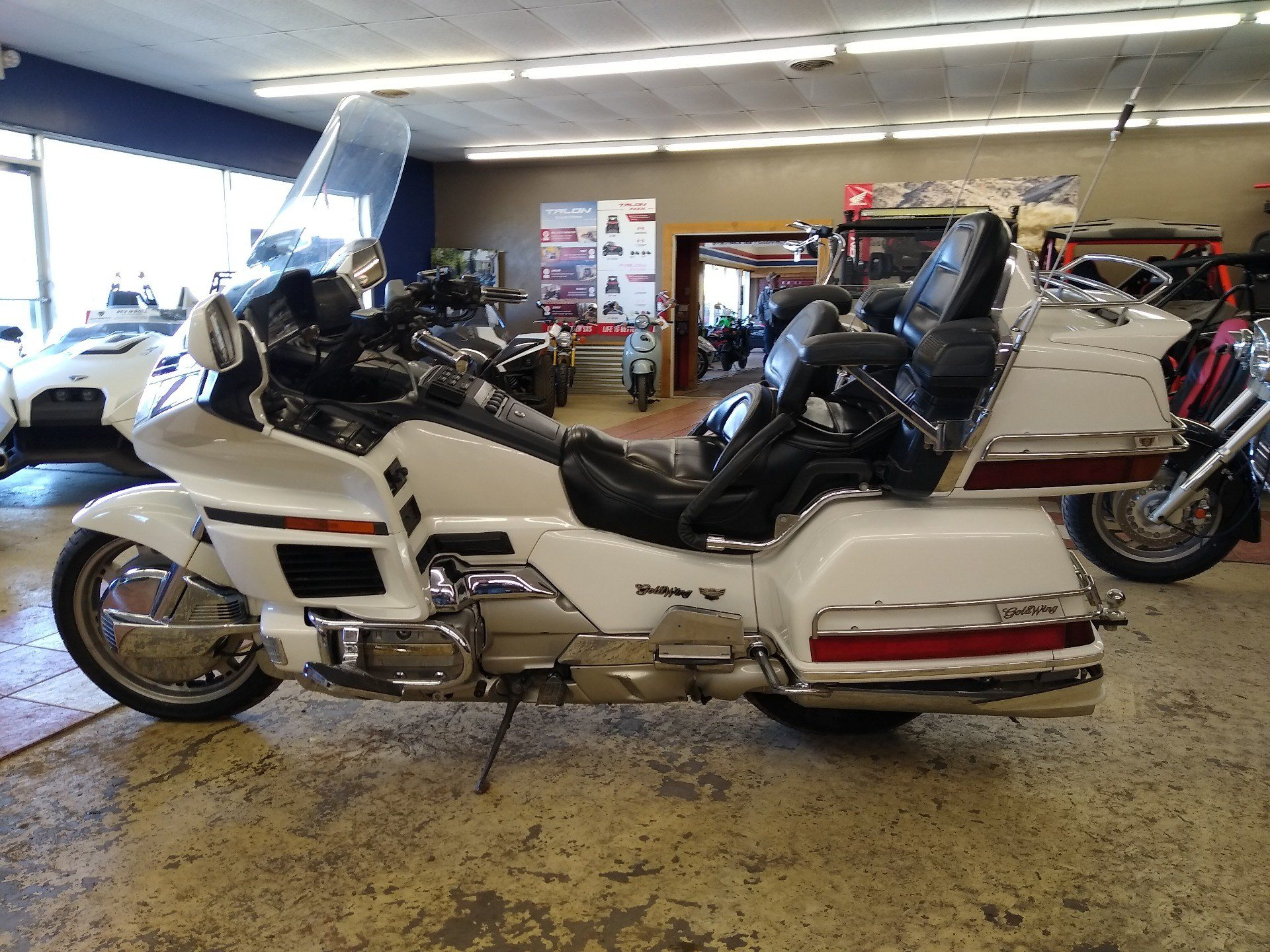 1995 Honda GOLDWING in Clovis, New Mexico - Photo 6