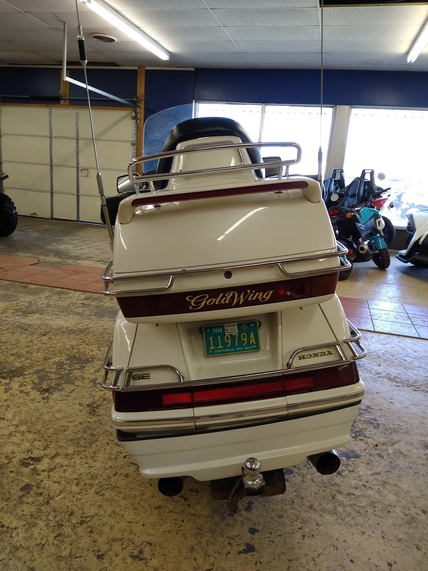 1995 Honda GOLDWING in Clovis, New Mexico - Photo 10