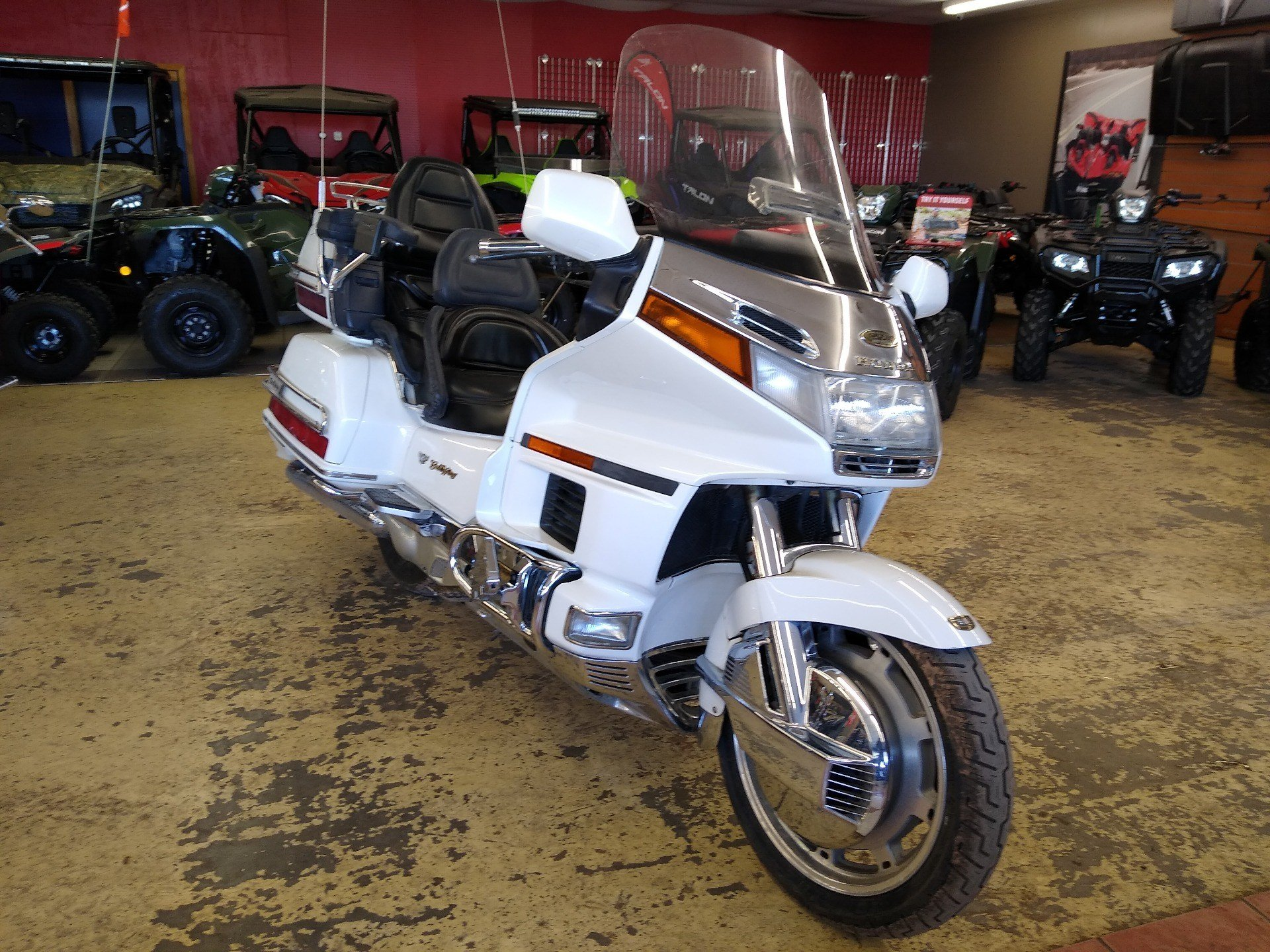 1995 Honda GOLDWING in Clovis, New Mexico - Photo 5