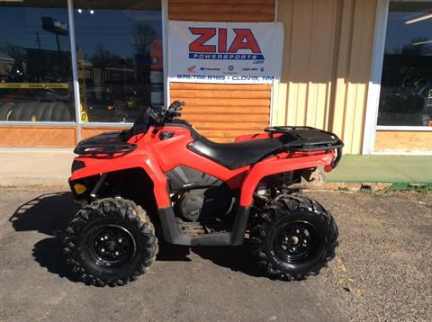 2016 Can-Am Outlander™ L 450 in Clovis, New Mexico