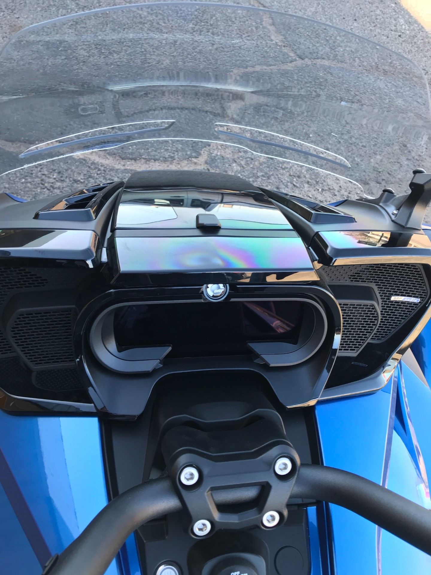 2018 Can-Am Spyder F3 Limited in Clovis, New Mexico