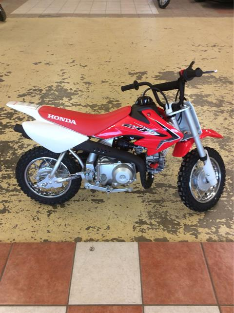 2021 Honda CRF50F in Clovis, New Mexico - Photo 1