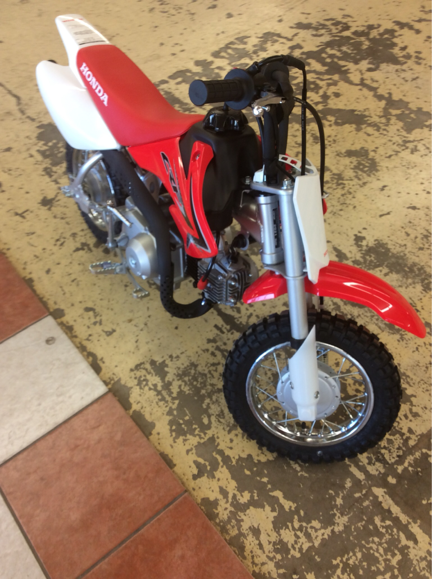 2021 Honda CRF50F in Clovis, New Mexico - Photo 2
