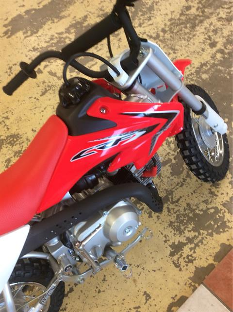 2021 Honda CRF50F in Clovis, New Mexico - Photo 6