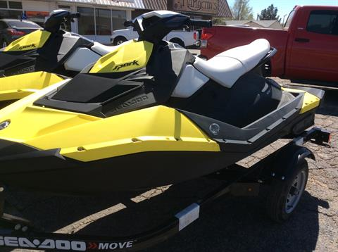 2015 Sea-Doo Spark™ 3up 900 H.O. ACE™ Convenience Package in Clovis, New Mexico