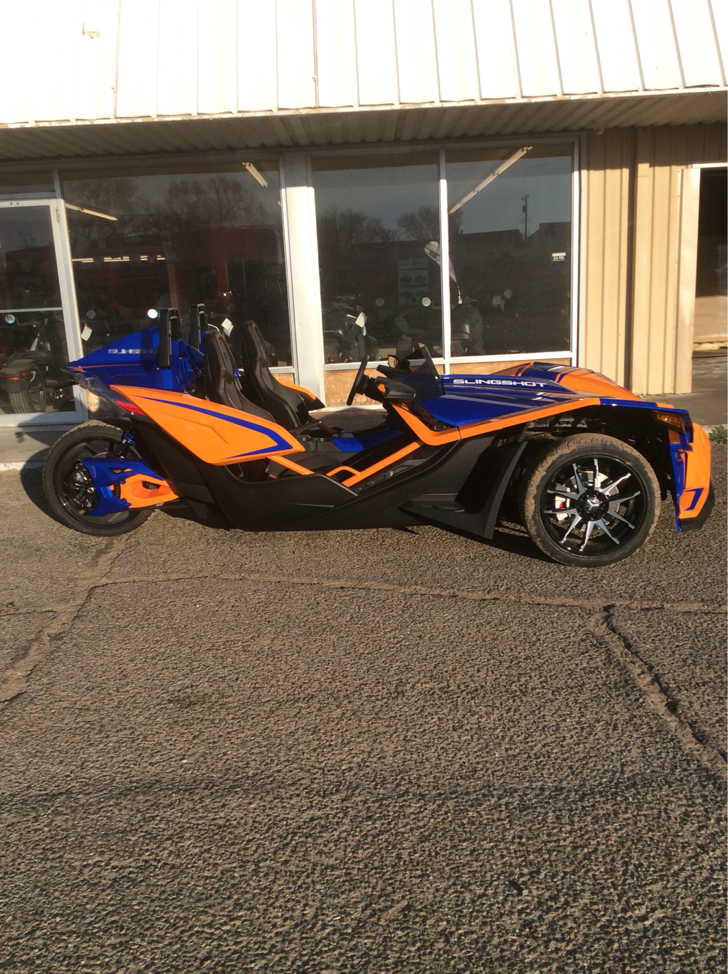 2021 Slingshot Slingshot R AutoDrive in Clovis, New Mexico - Photo 1