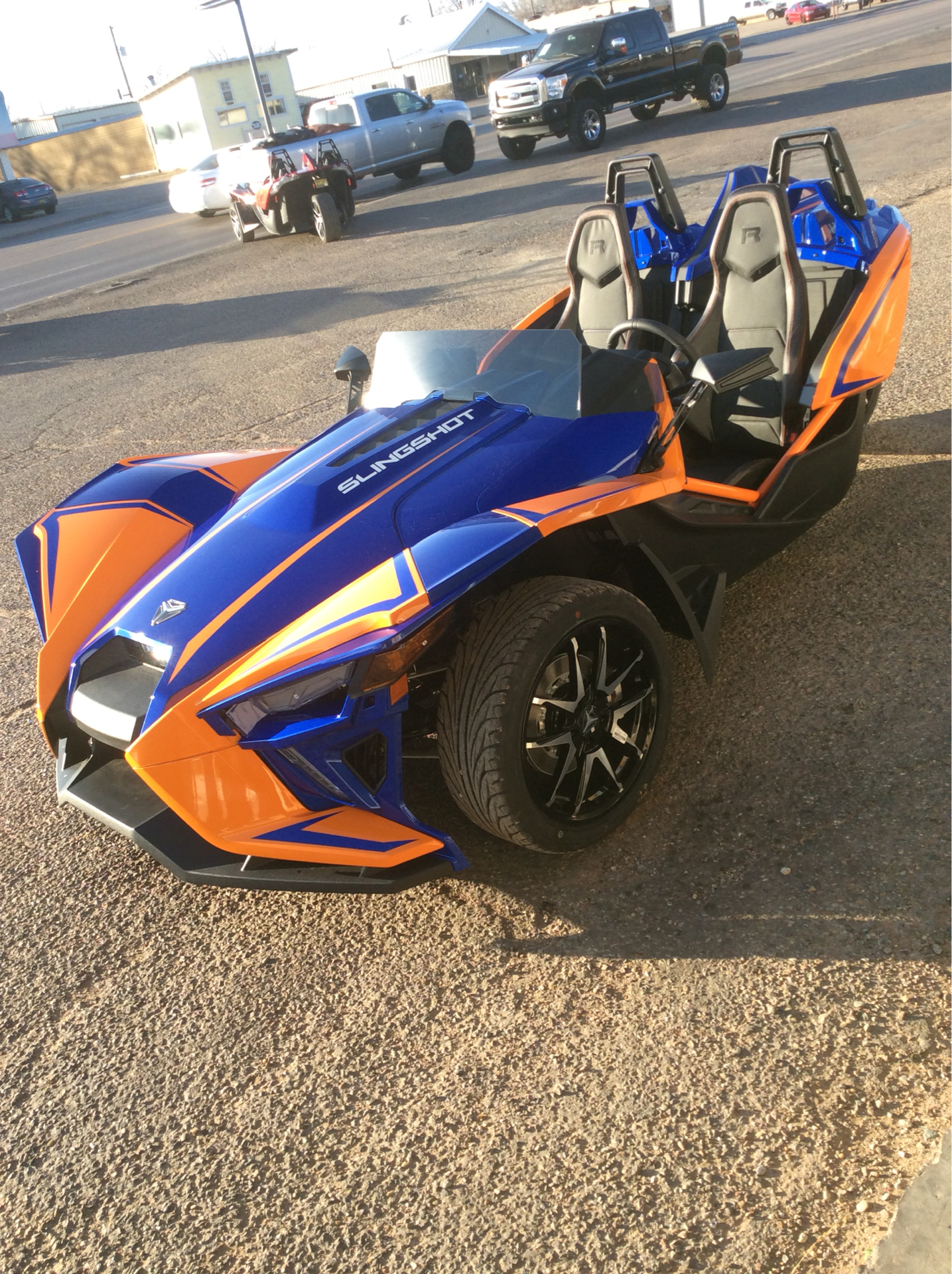 2021 Slingshot Slingshot R AutoDrive in Clovis, New Mexico - Photo 3