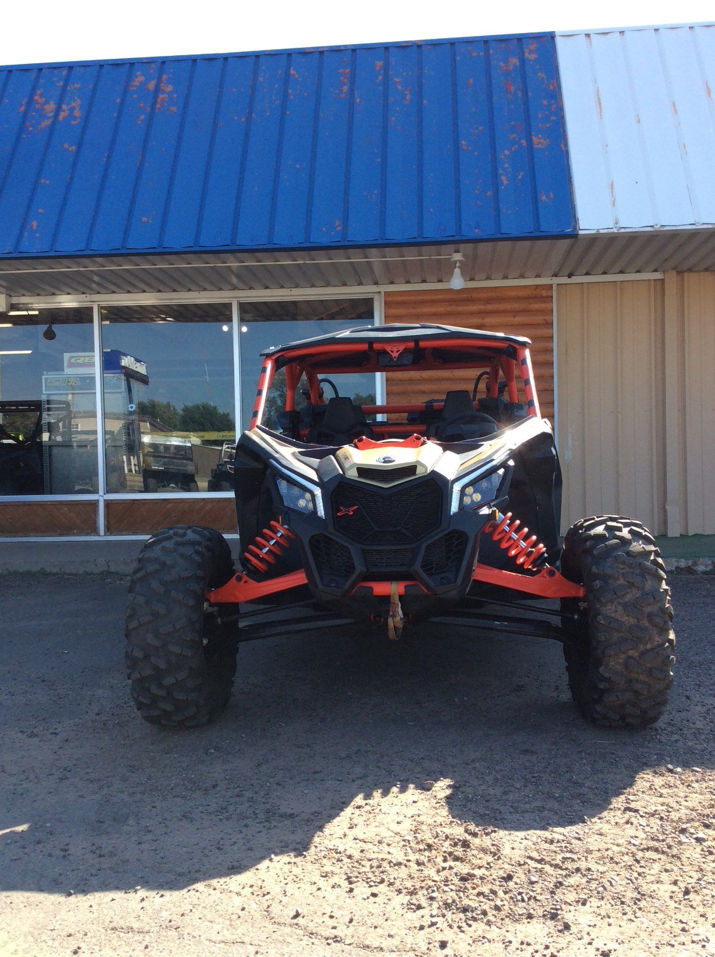 2017 Can-Am Maverick X3 Max X rs Turbo R in Clovis, New Mexico