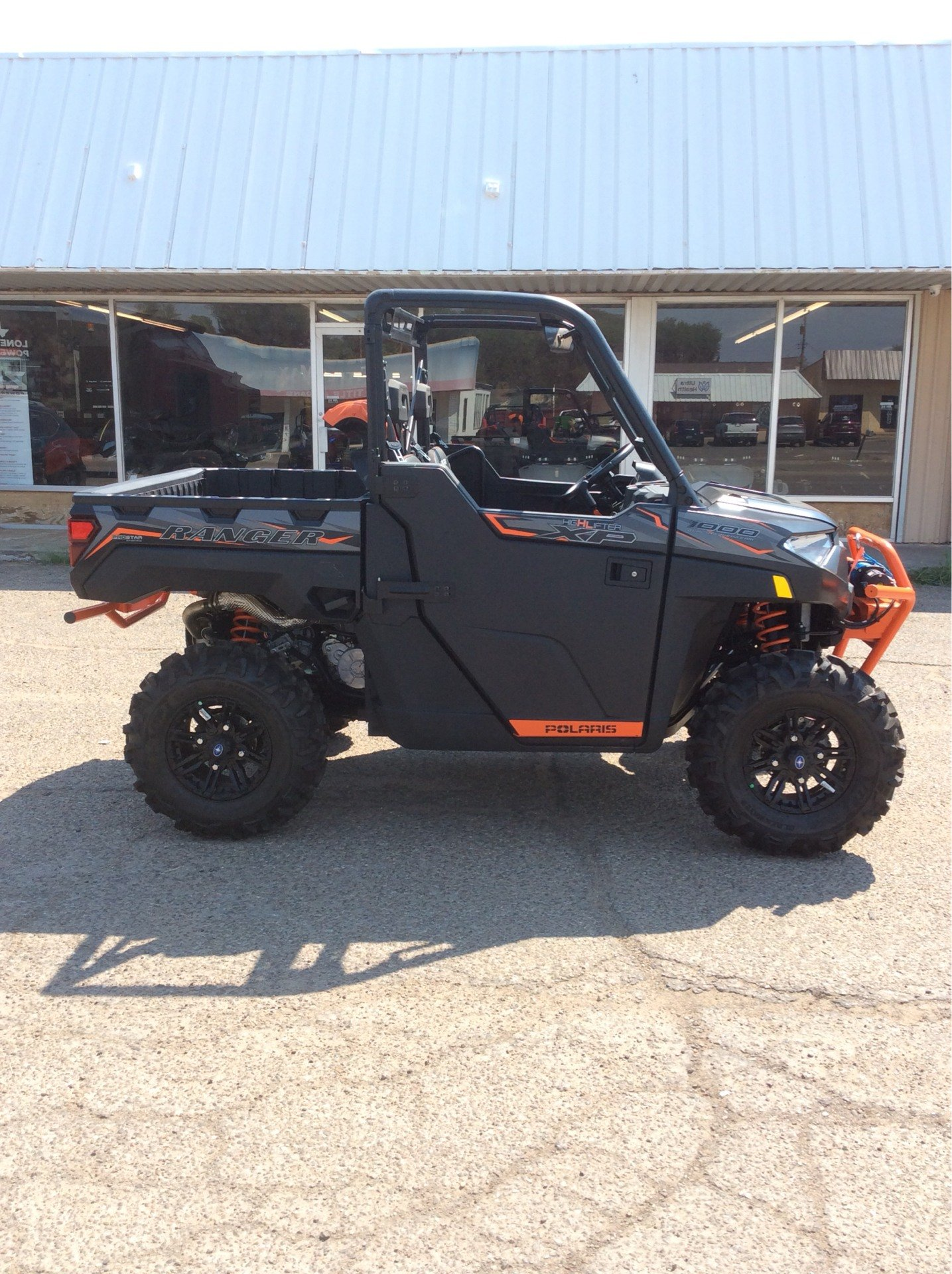 2019 Polaris Ranger XP 1000 EPS High Lifter Edition in Clovis, New Mexico - Photo 1