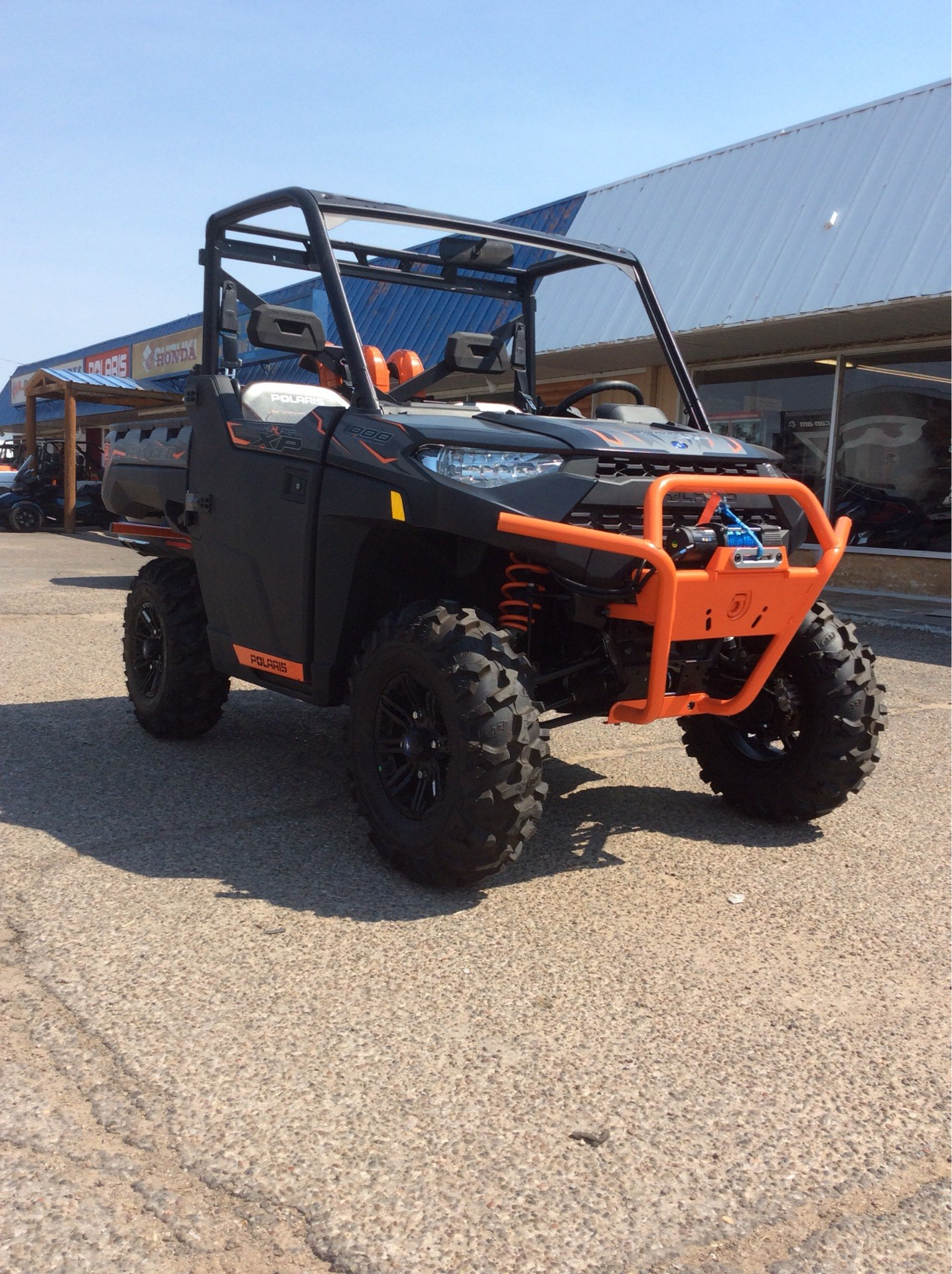 2019 Polaris Ranger XP 1000 EPS High Lifter Edition in Clovis, New Mexico - Photo 2
