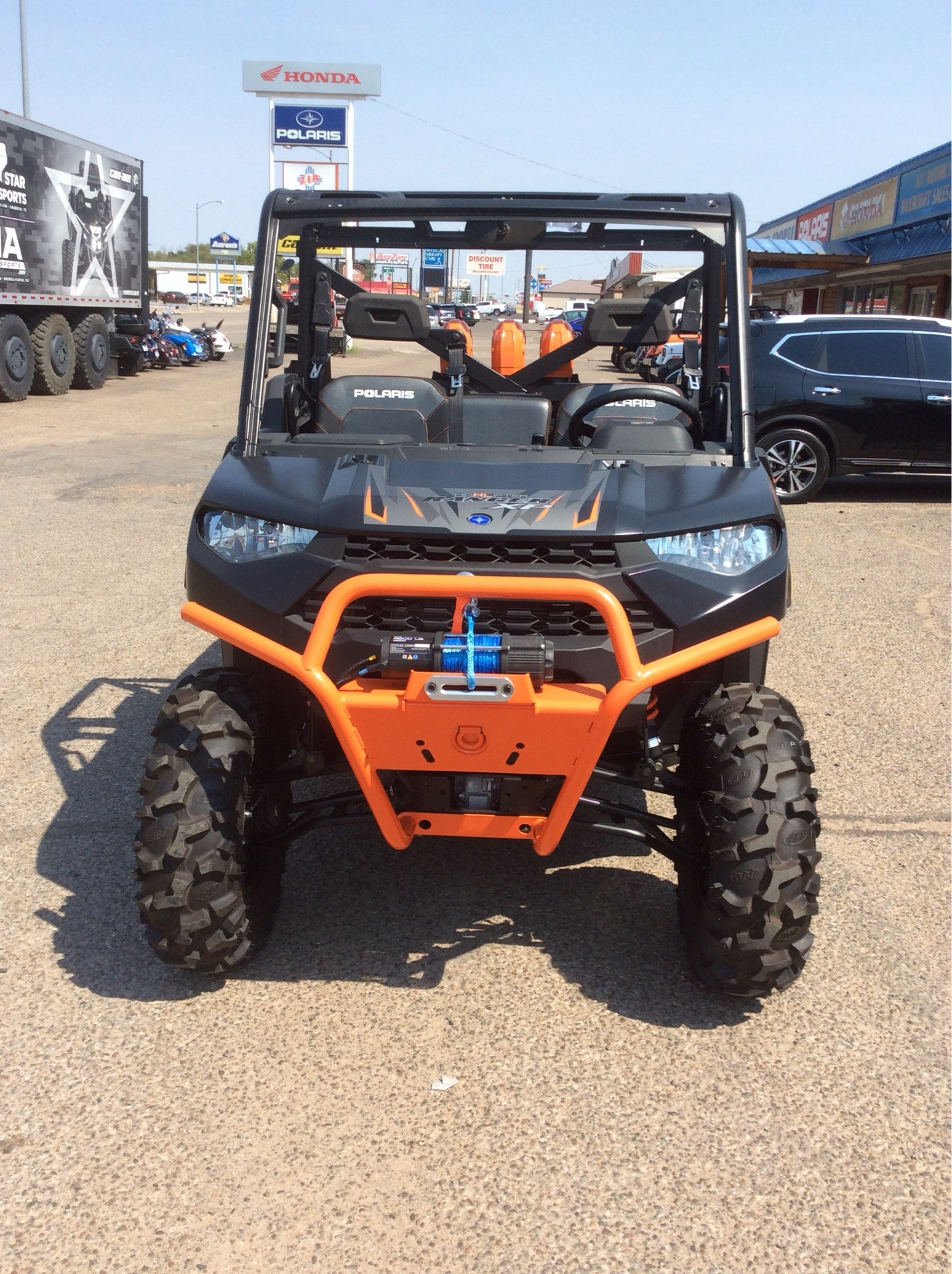 2019 Polaris Ranger XP 1000 EPS High Lifter Edition in Clovis, New Mexico - Photo 3