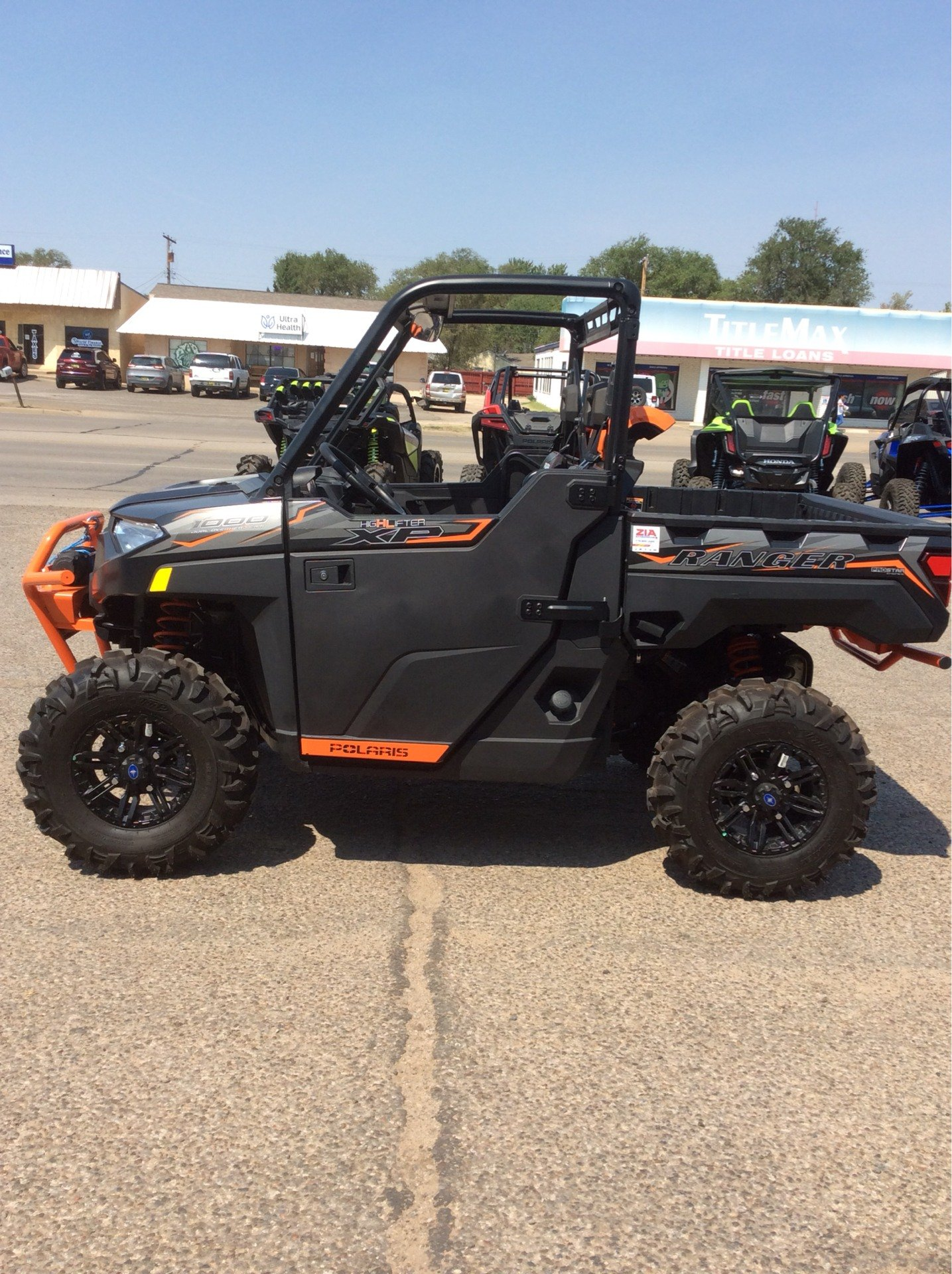 2019 Polaris Ranger XP 1000 EPS High Lifter Edition in Clovis, New Mexico - Photo 5