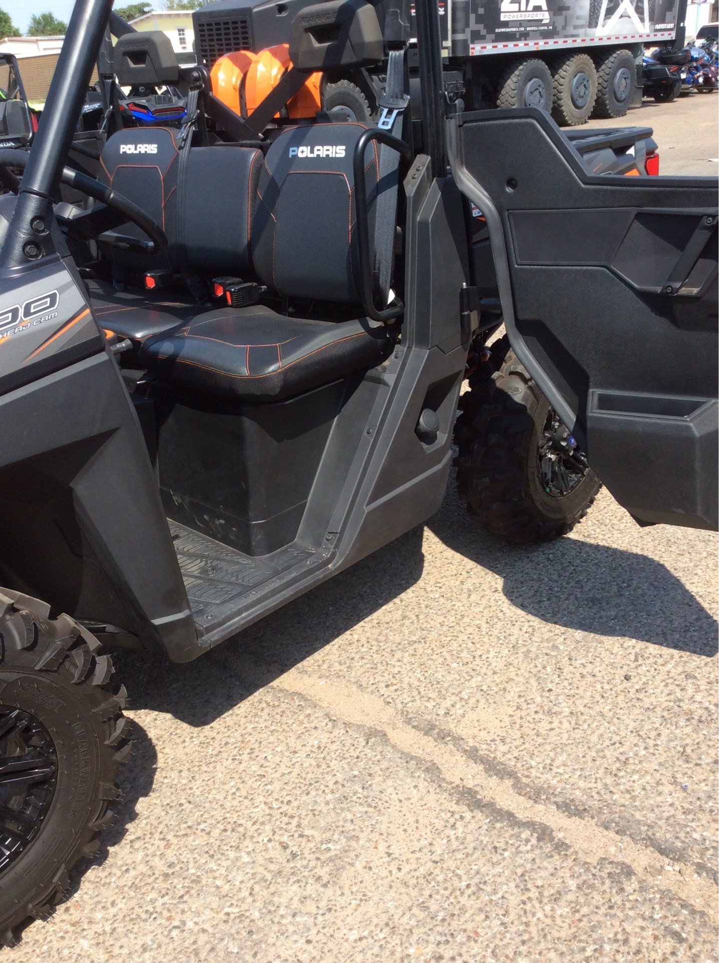 2019 Polaris Ranger XP 1000 EPS High Lifter Edition in Clovis, New Mexico - Photo 10