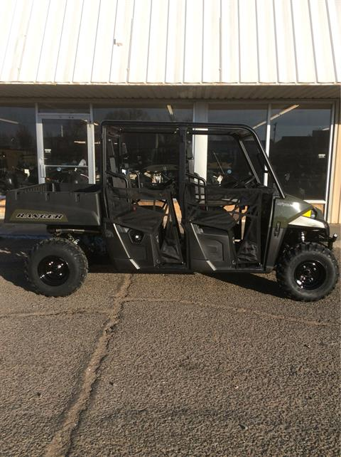 2021 Polaris Ranger Crew 570 in Clovis, New Mexico - Photo 1