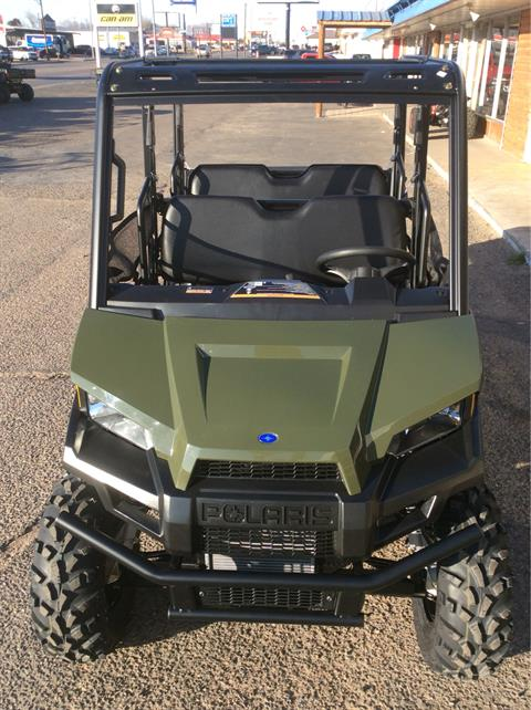 2021 Polaris Ranger Crew 570 in Clovis, New Mexico - Photo 2
