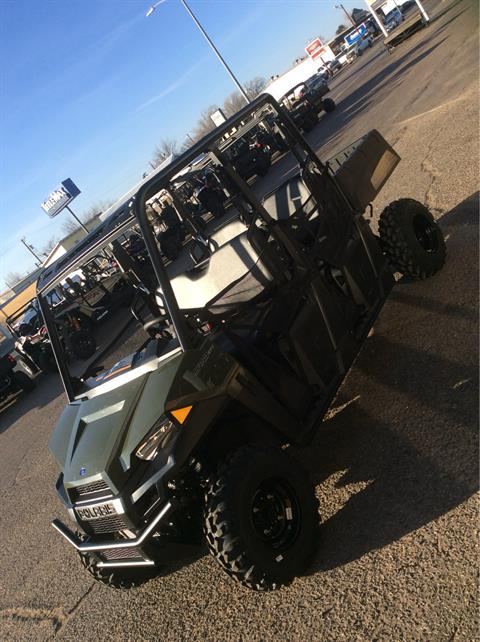 2021 Polaris Ranger Crew 570 in Clovis, New Mexico - Photo 4