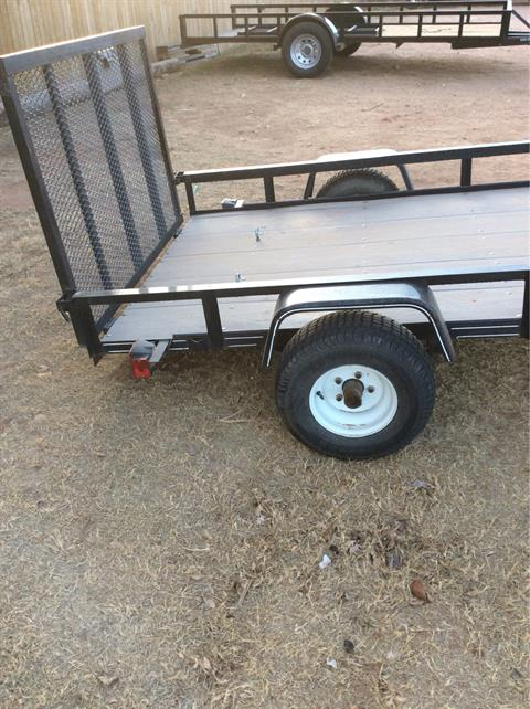 2016 Carry-On Trailers 5X8G in Clovis, New Mexico - Photo 5