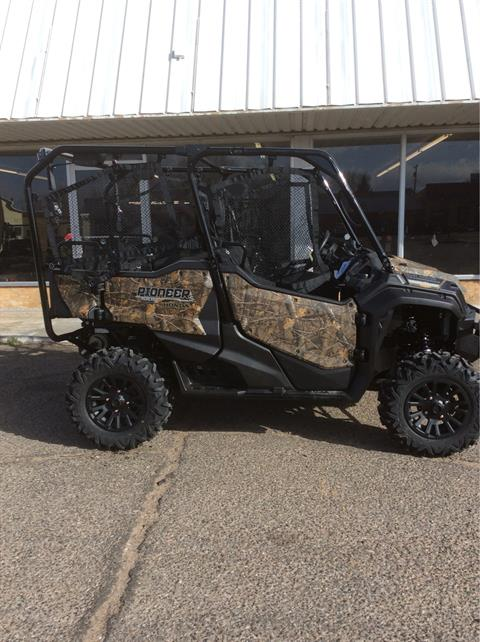 2021 Honda Pioneer 1000-5 Deluxe in Clovis, New Mexico - Photo 1