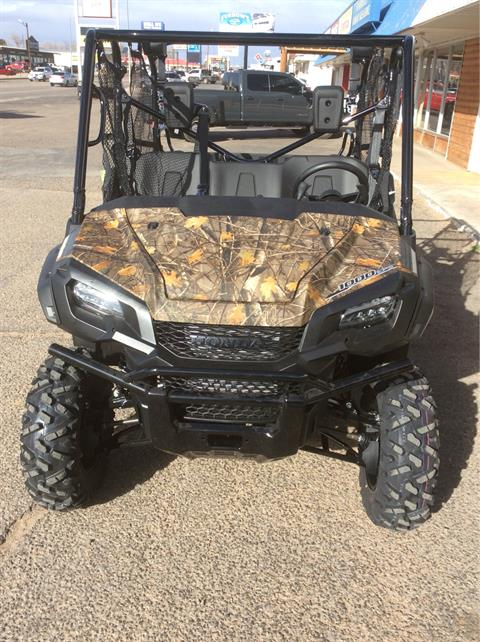 2021 Honda Pioneer 1000-5 Deluxe in Clovis, New Mexico - Photo 3