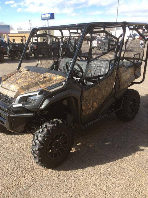 2021 Honda Pioneer 1000-5 Deluxe in Clovis, New Mexico - Photo 4