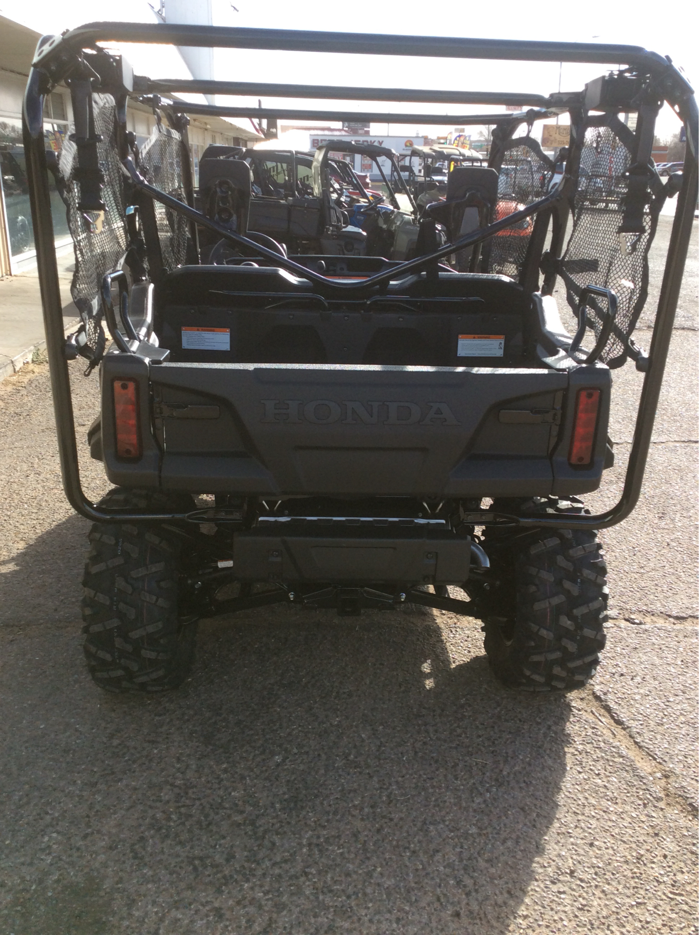 2021 Honda Pioneer 1000-5 Deluxe in Clovis, New Mexico - Photo 6