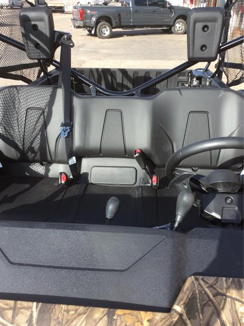 2021 Honda Pioneer 1000-5 Deluxe in Clovis, New Mexico - Photo 8