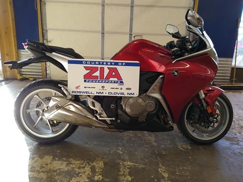 2010 Honda VFR1200F in Clovis, New Mexico - Photo 1