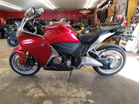2010 Honda VFR1200F in Clovis, New Mexico - Photo 2