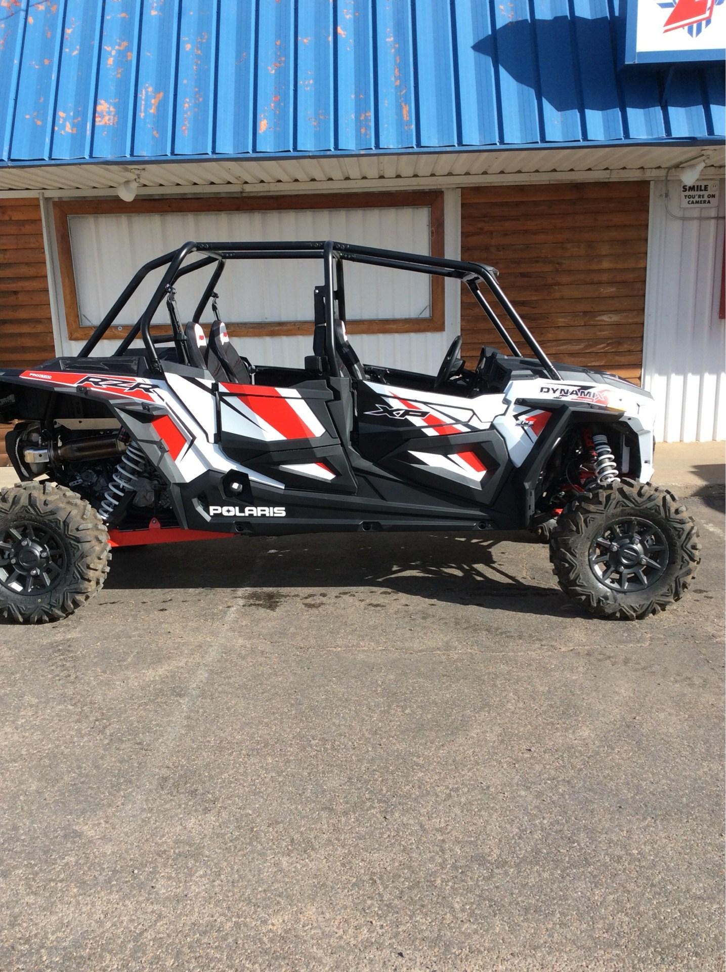 Polaris Rzr 1000 4 Seater >> 2019 Polaris Rzr Xp 4 1000 Dynamix In Clovis New Mexico