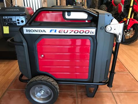 2018 Honda Power Equipment EU7000IAT1 in Clovis, New Mexico