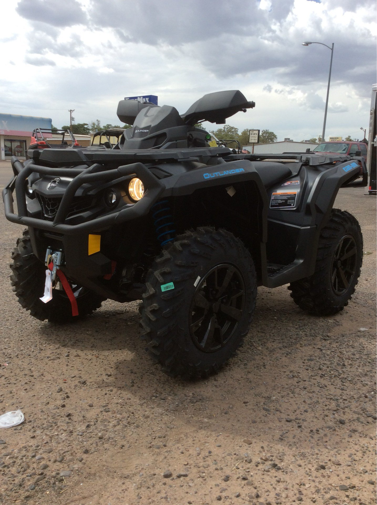 2020 Can-Am Outlander XT 850 in Clovis, New Mexico - Photo 4