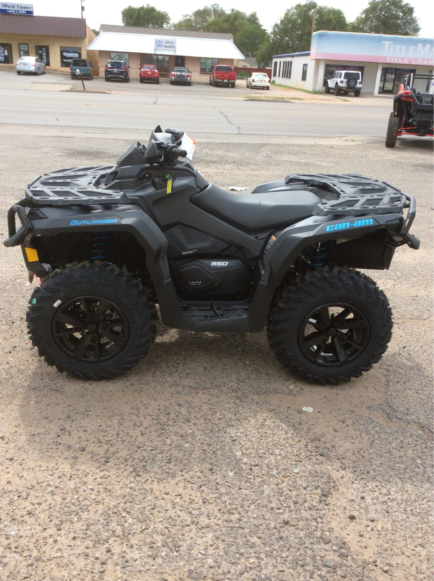 2020 Can-Am Outlander XT 850 in Clovis, New Mexico - Photo 5