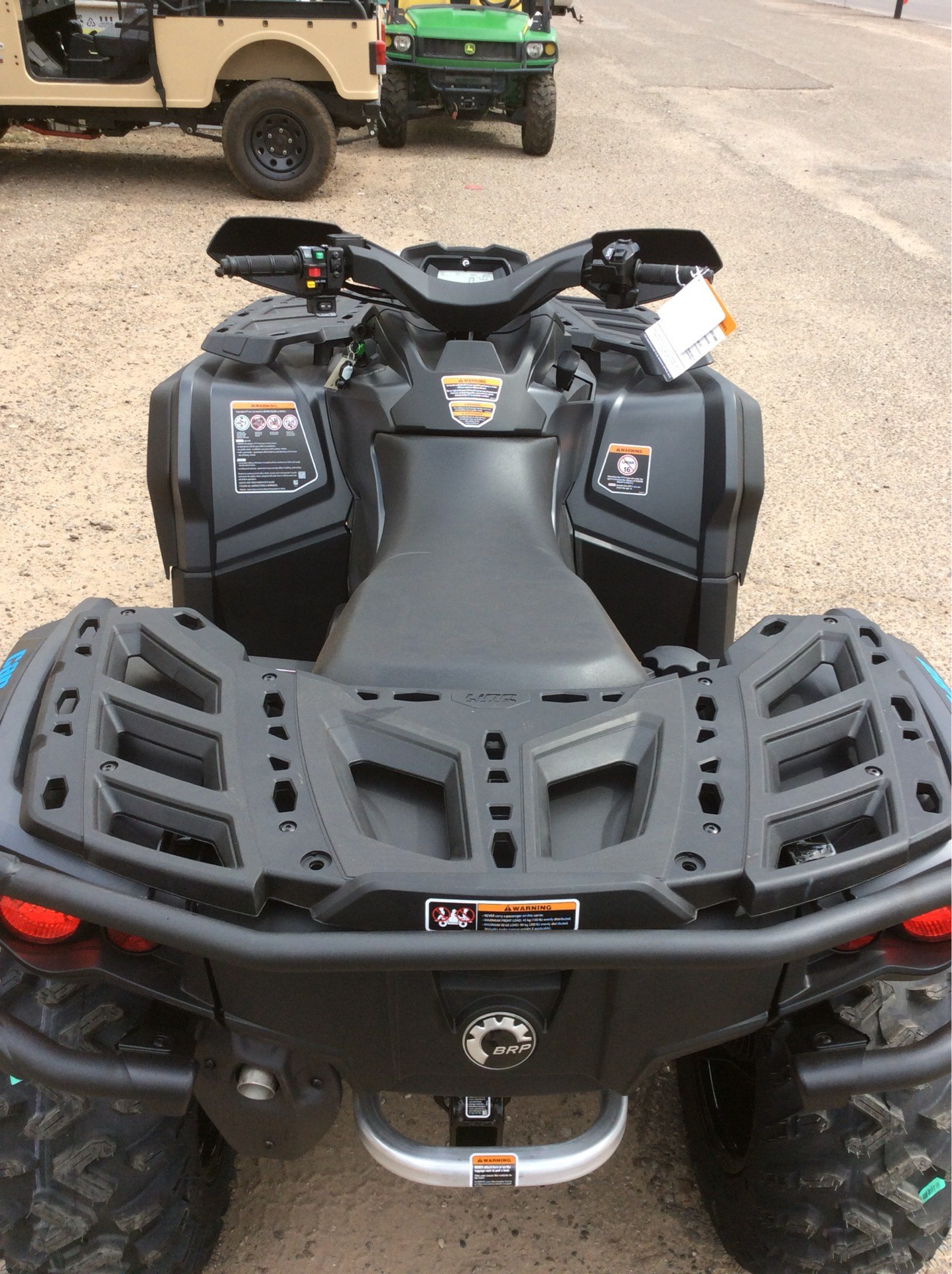 2020 Can-Am Outlander XT 850 in Clovis, New Mexico - Photo 6