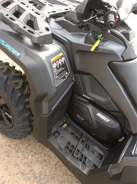 2020 Can-Am Outlander XT 850 in Clovis, New Mexico - Photo 7