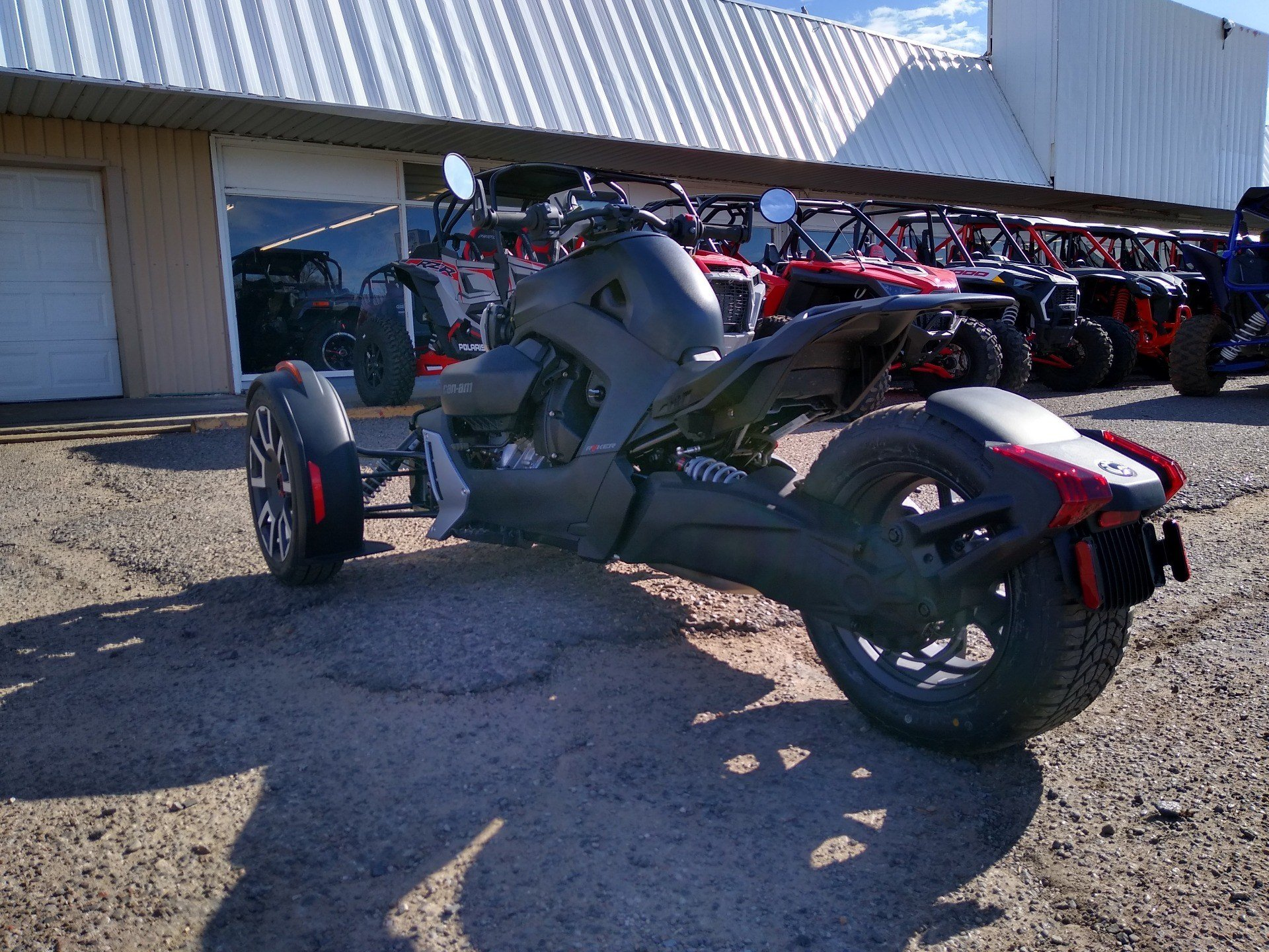 2020 Can-Am Ryker Rally Edition in Clovis, New Mexico - Photo 7