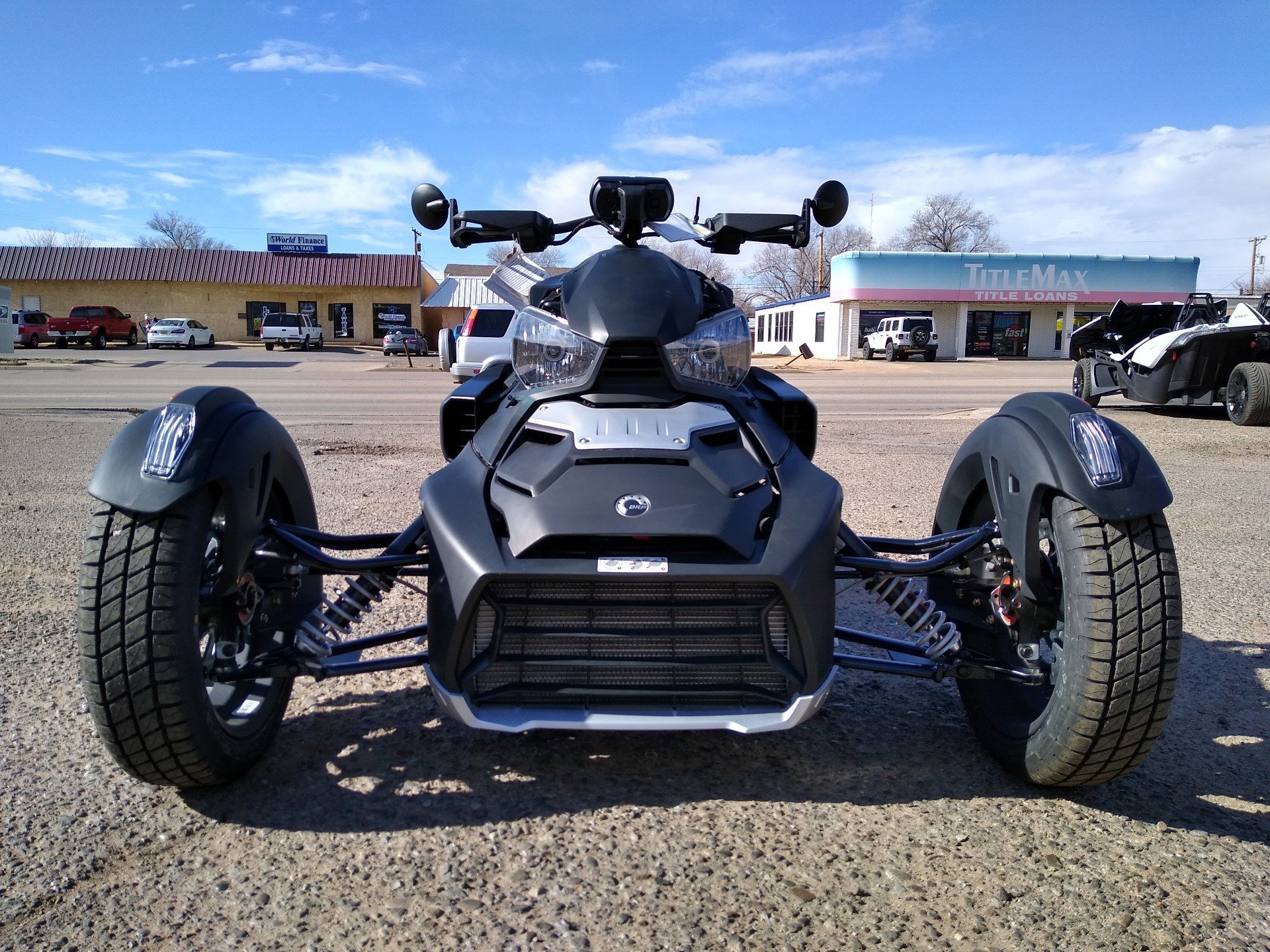 2020 Can-Am Ryker Rally Edition in Clovis, New Mexico - Photo 9