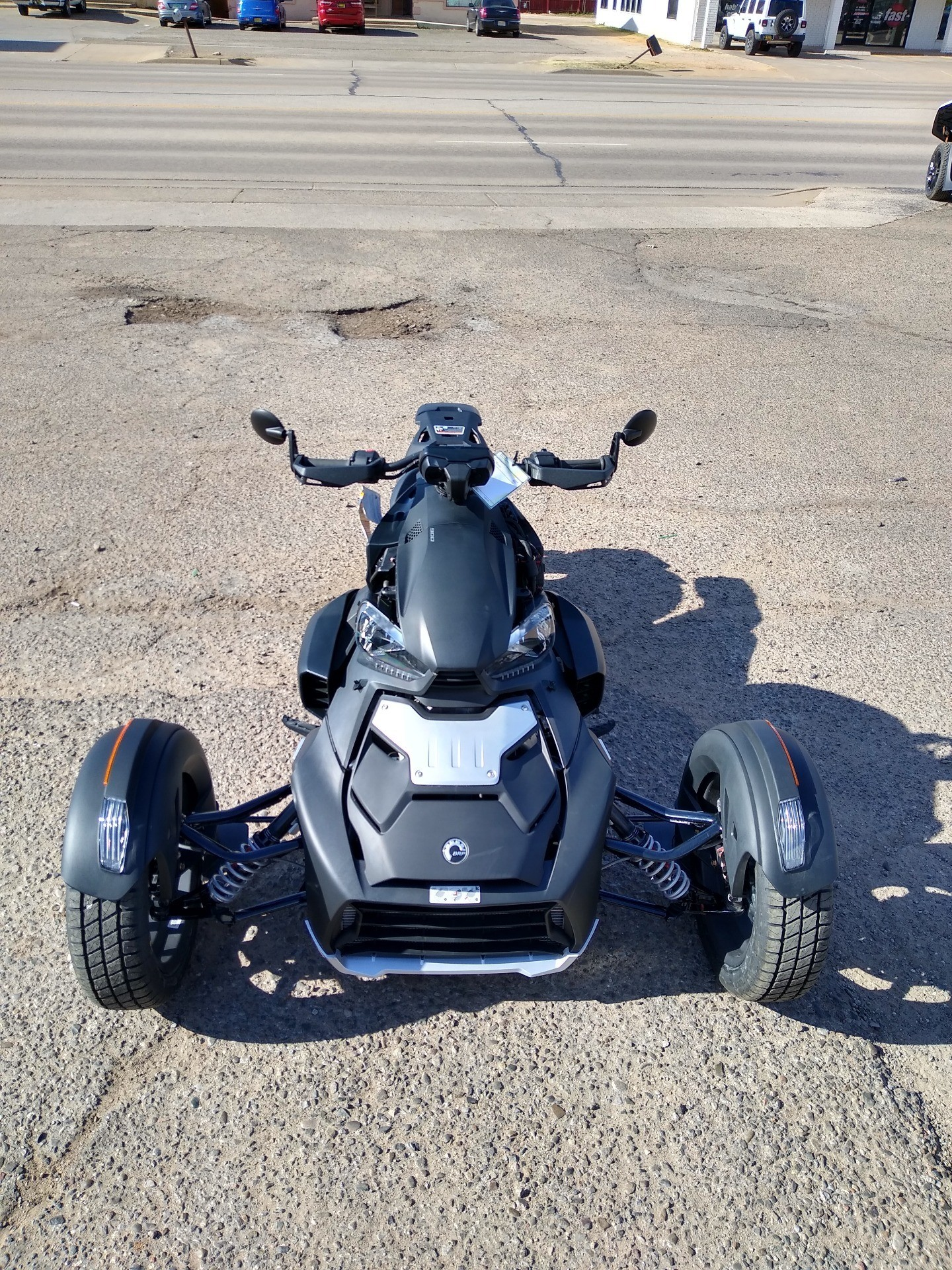 2020 Can-Am Ryker Rally Edition in Clovis, New Mexico - Photo 10