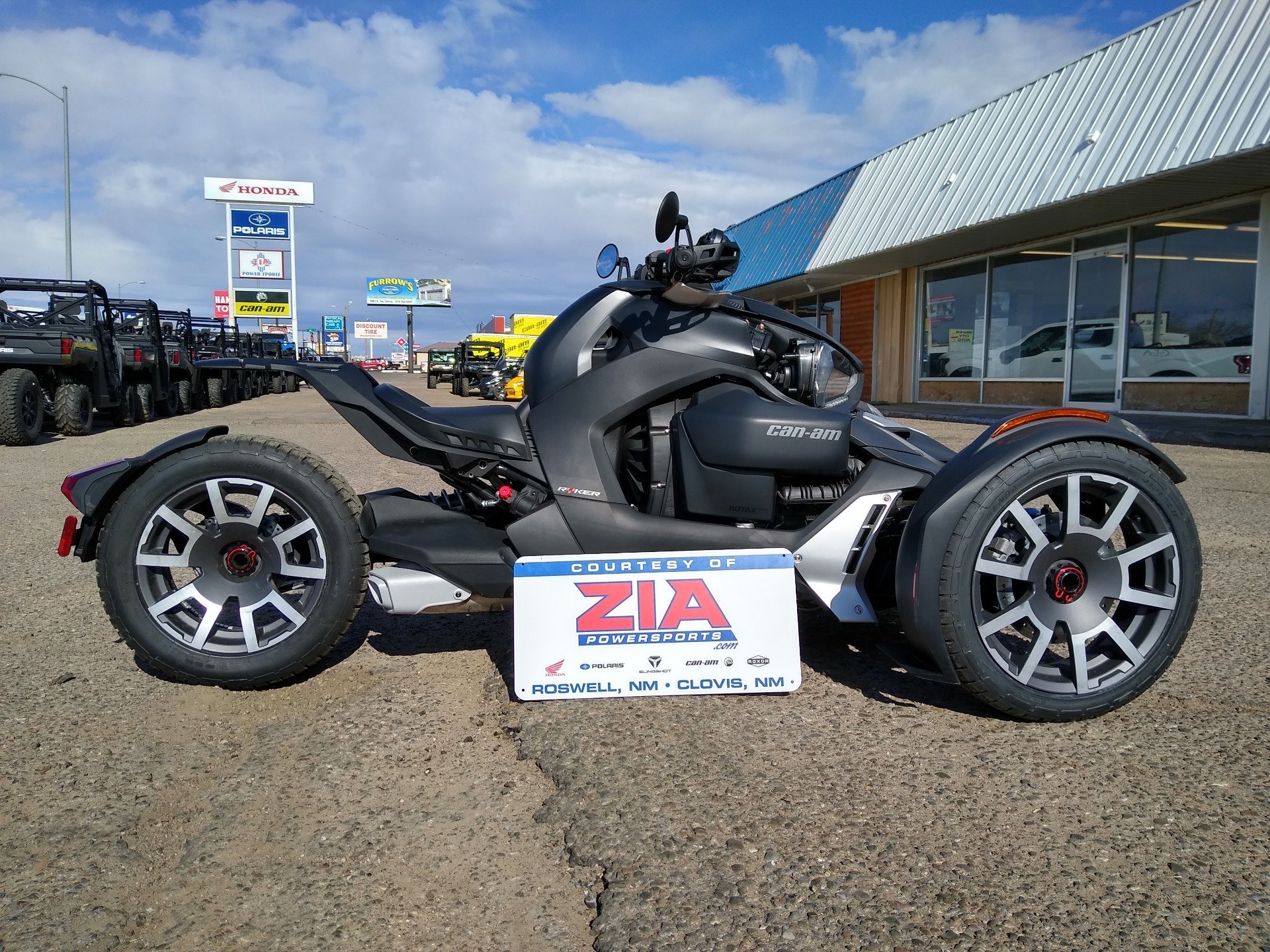 2020 Can-Am Ryker Rally Edition in Clovis, New Mexico - Photo 1