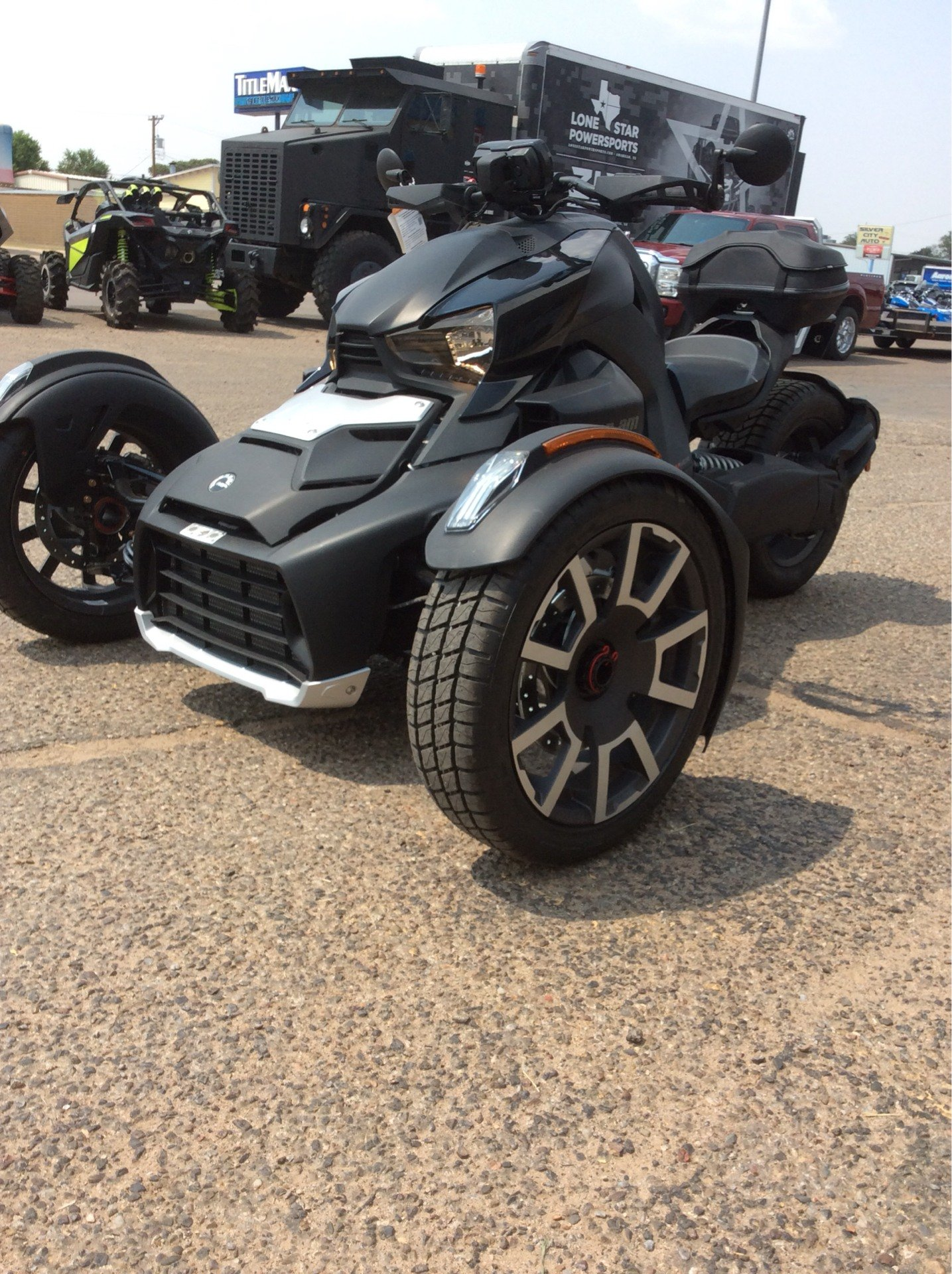 2020 Can-Am Ryker Rally Edition in Clovis, New Mexico - Photo 5