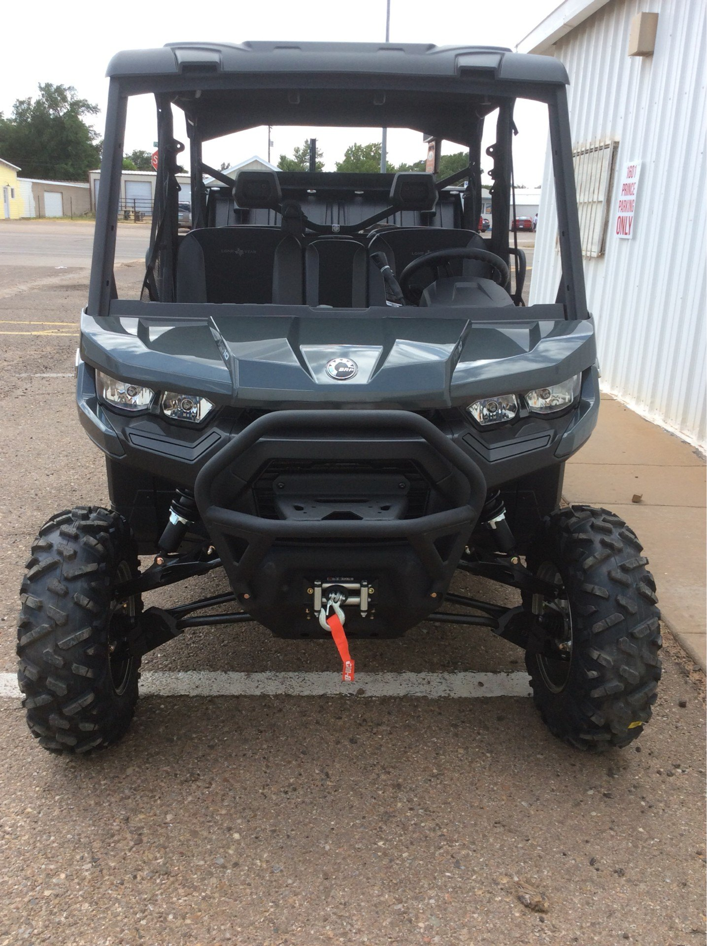 2020 Can-Am Defender MAX Lone Star HD10 in Clovis, New Mexico - Photo 8
