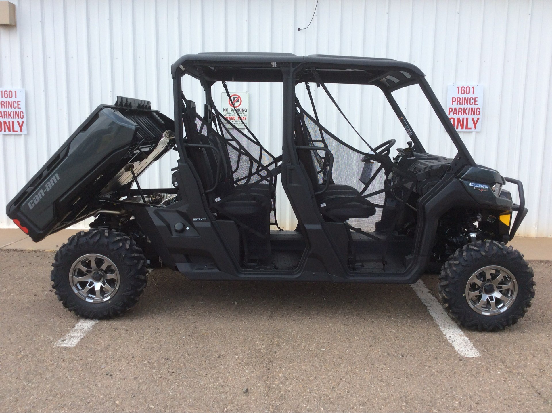 2020 Can-Am Defender MAX Lone Star HD10 in Clovis, New Mexico - Photo 9