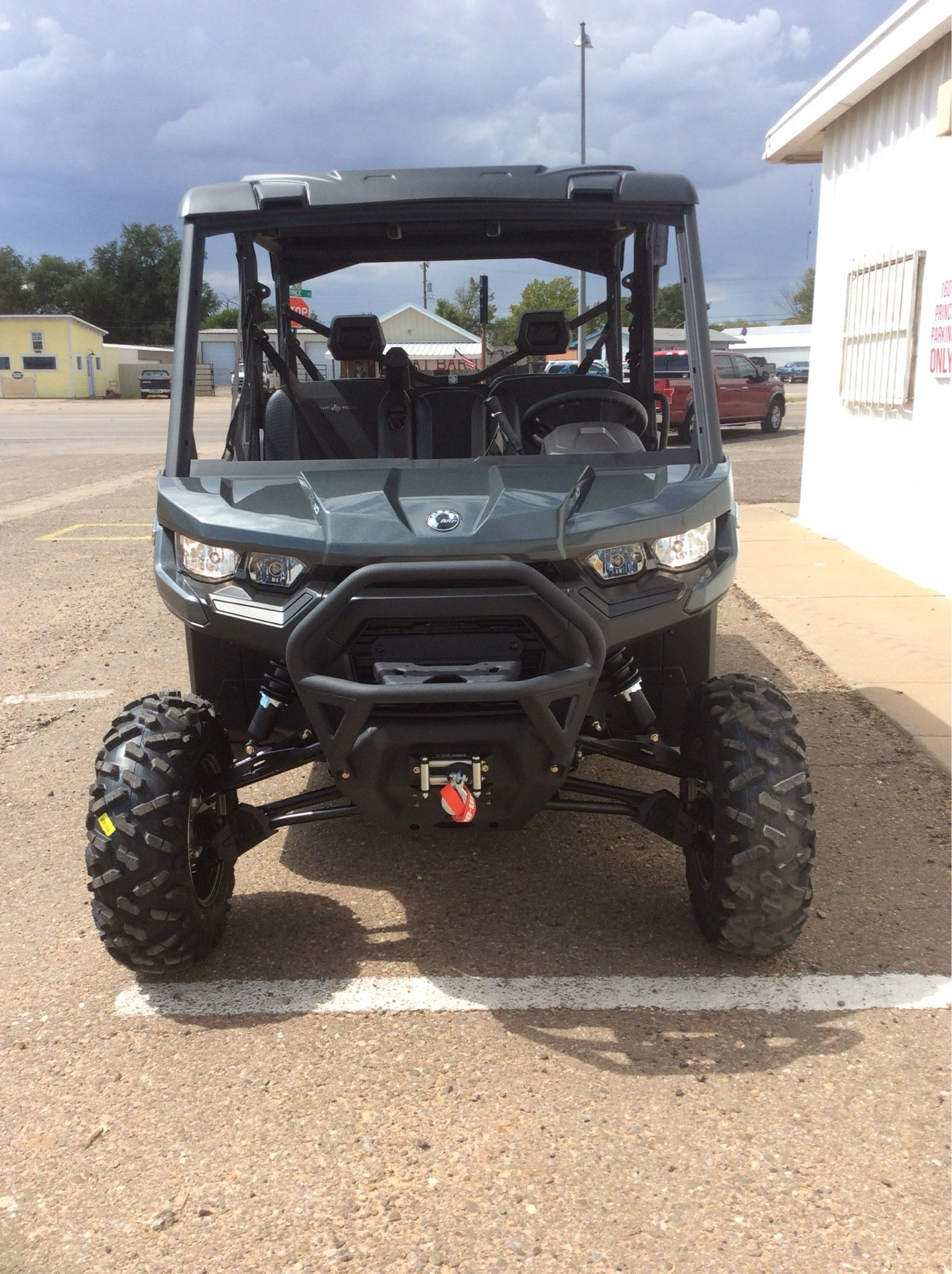2020 Can-Am Defender MAX Lone Star HD10 in Clovis, New Mexico - Photo 2