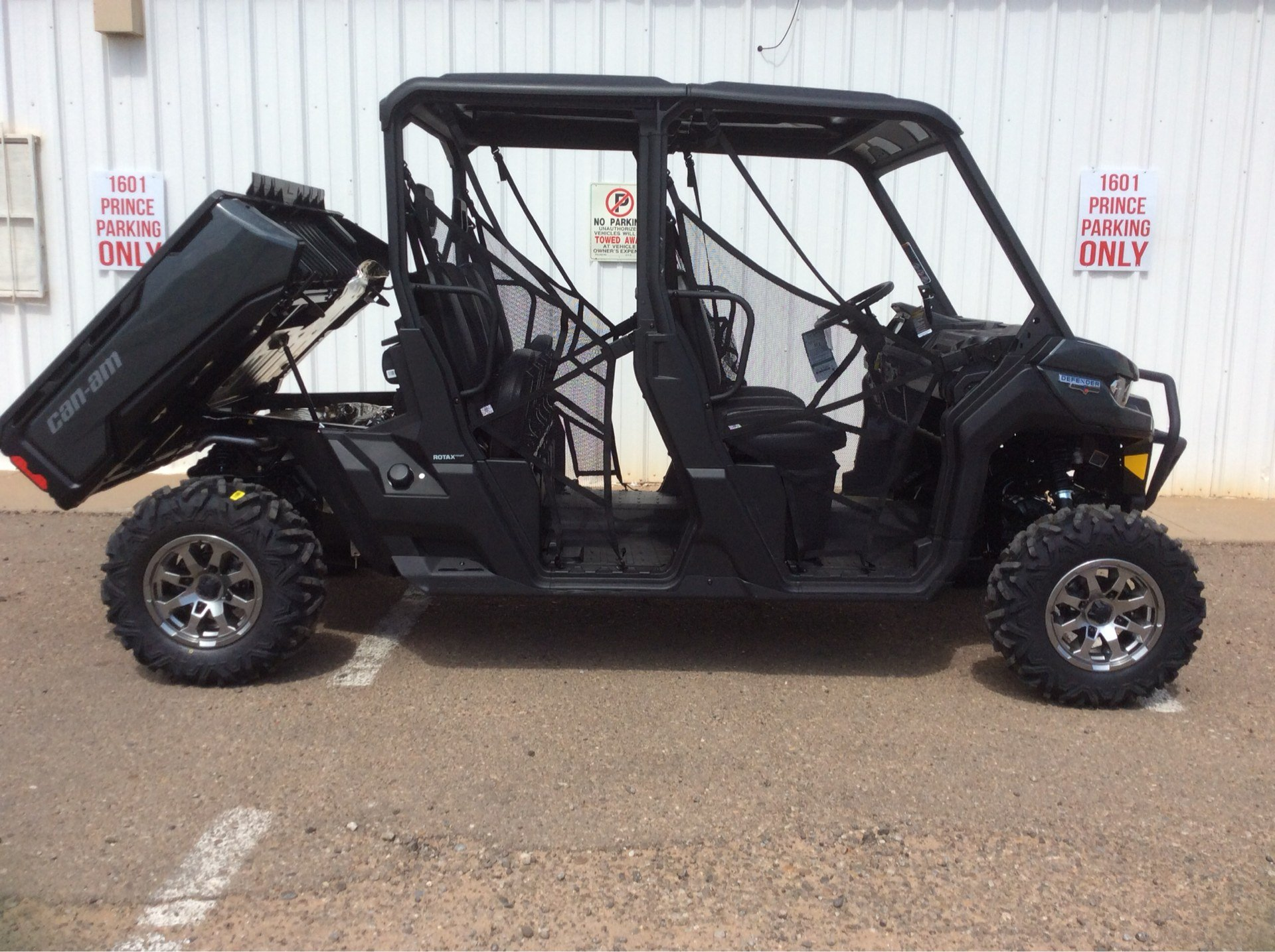 2020 Can-Am Defender MAX Lone Star HD10 in Clovis, New Mexico - Photo 6