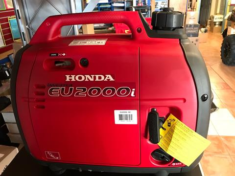 2013 Honda Power Equipment EU2000T1A1 in Clovis, New Mexico