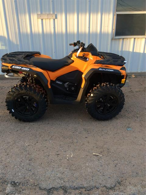 2019 Can-Am Outlander DPS 650 in Clovis, New Mexico