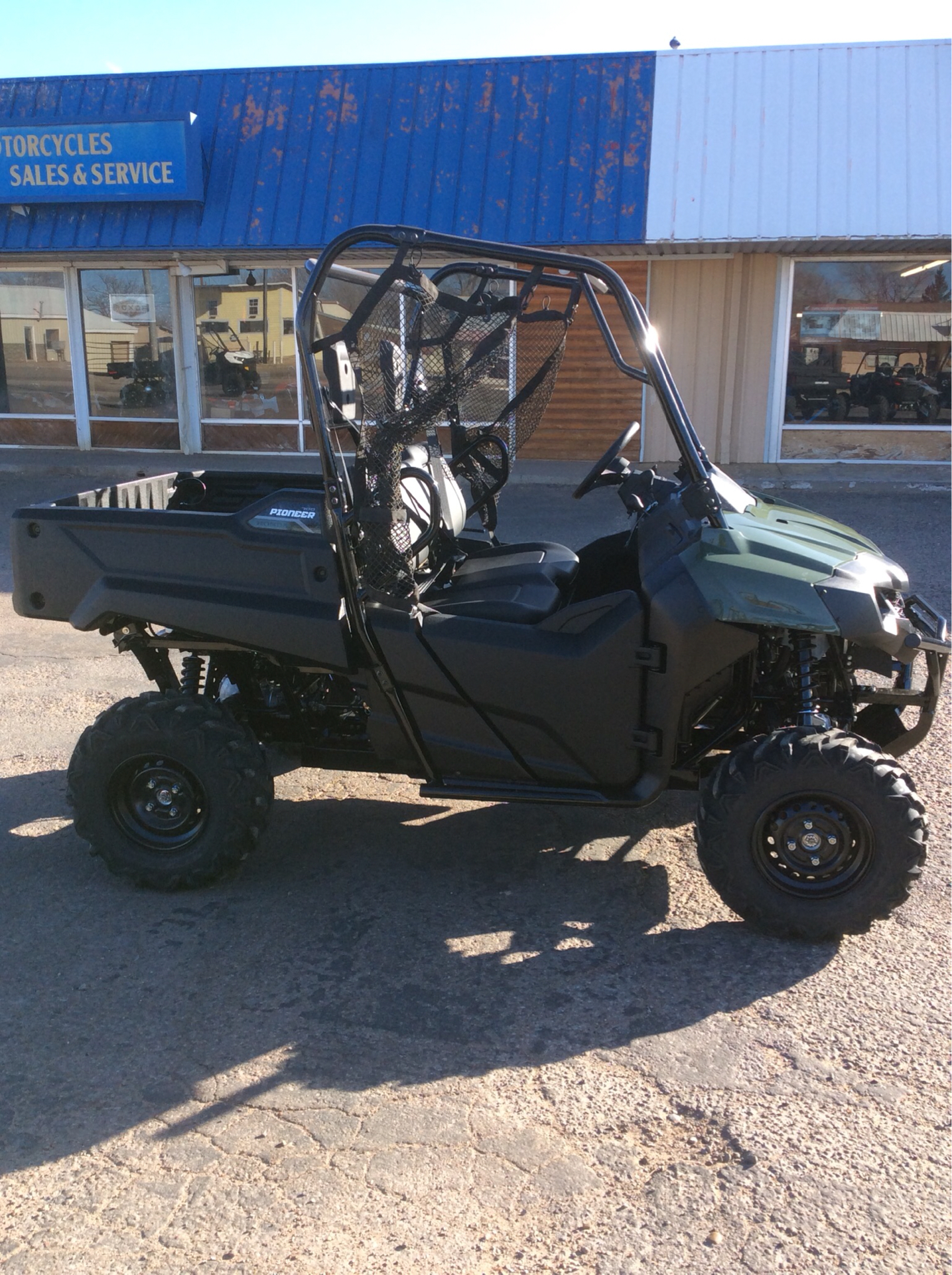 2021 Honda Pioneer 700 in Clovis, New Mexico - Photo 1