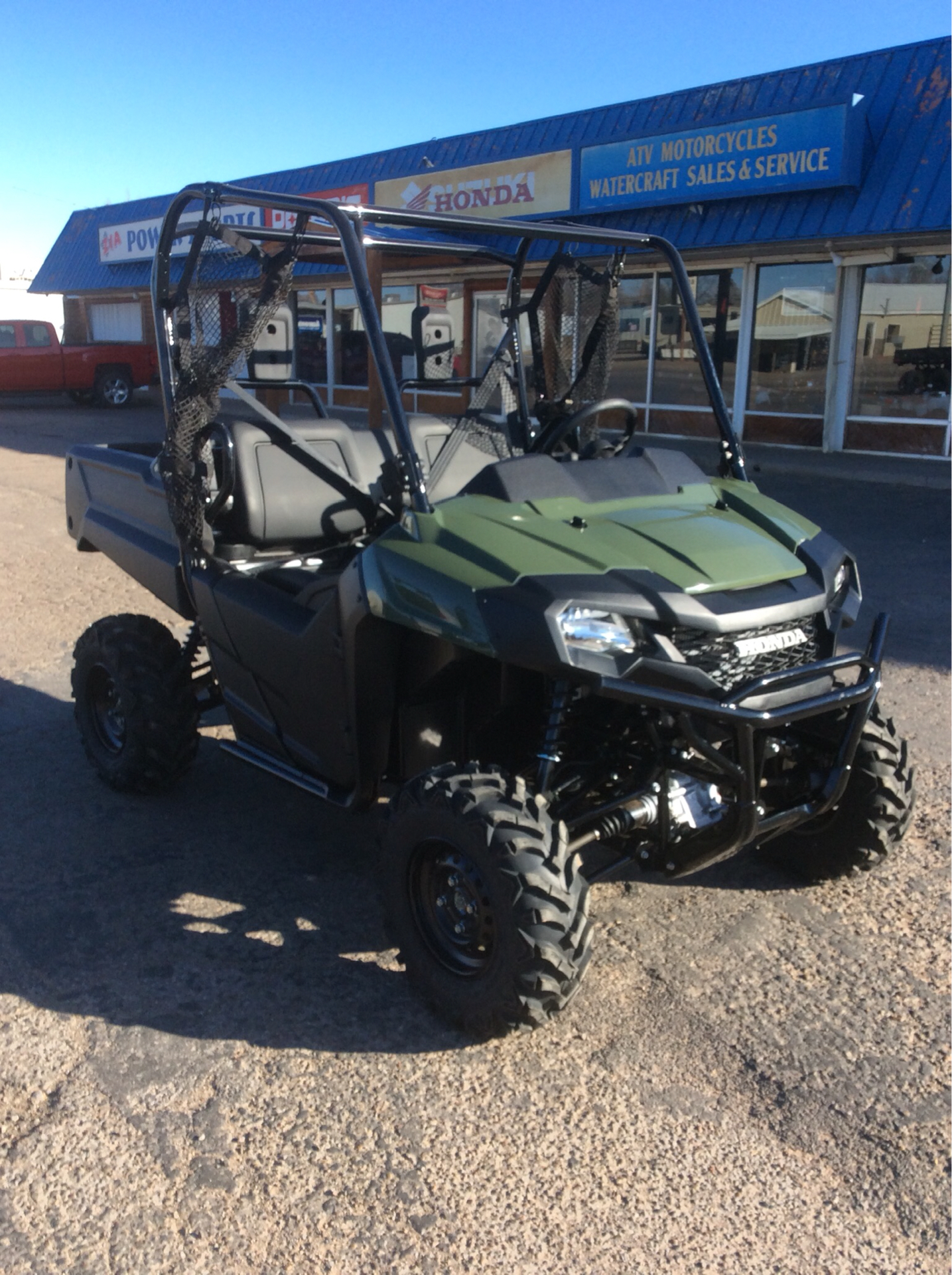 2021 Honda Pioneer 700 in Clovis, New Mexico - Photo 2