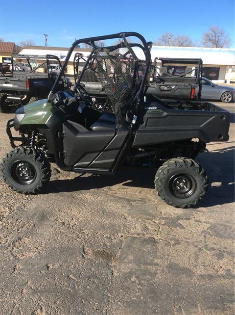 2021 Honda Pioneer 700 in Clovis, New Mexico - Photo 4