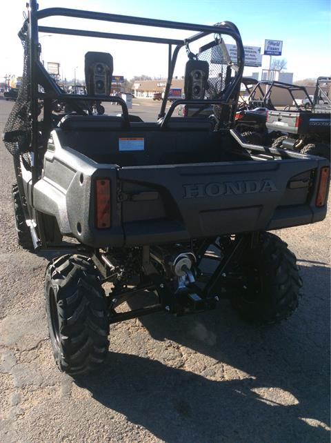 2021 Honda Pioneer 700 in Clovis, New Mexico - Photo 5