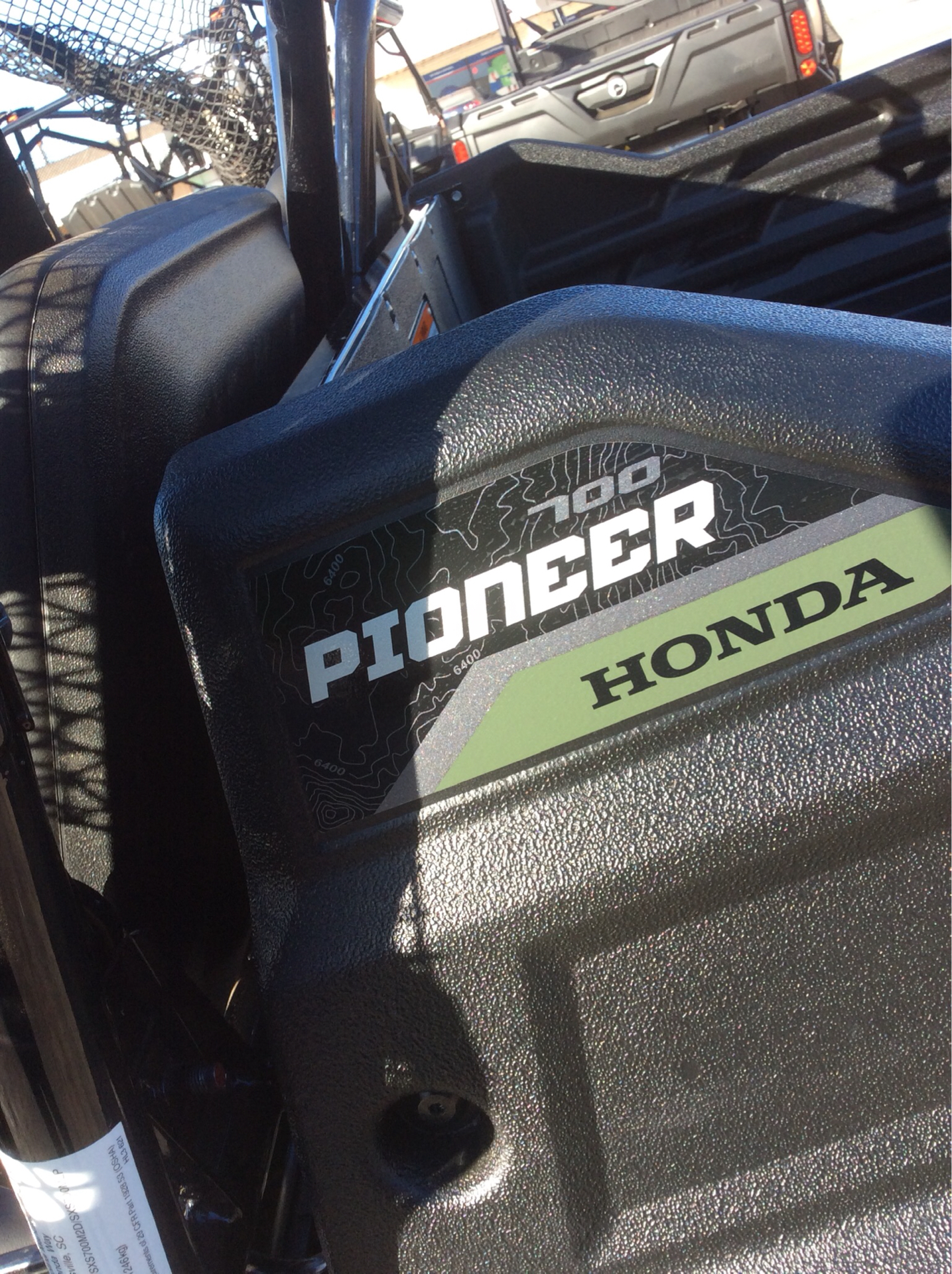 2021 Honda Pioneer 700 in Clovis, New Mexico - Photo 9